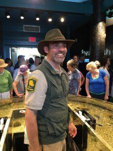Ranger Russ, Meigs Point Nature Center